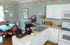 Common kitchen space