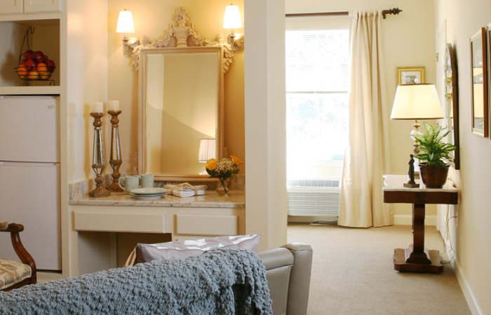 Personal living spaces