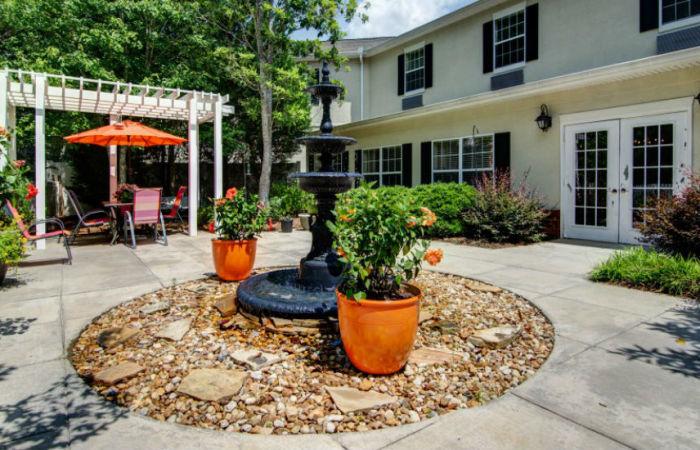 Gardening areas & outdoor spaces